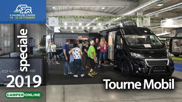 Salone del Camper 2019: Tourne Mobil