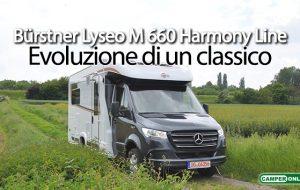 Bürstner Lyseo M 660 Harmony Line