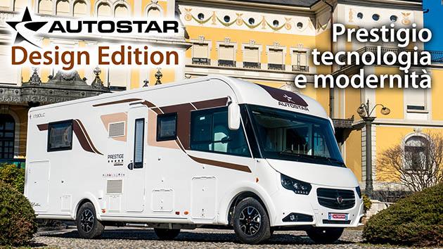 Novità 2020: Autostar Prestige Design Edition