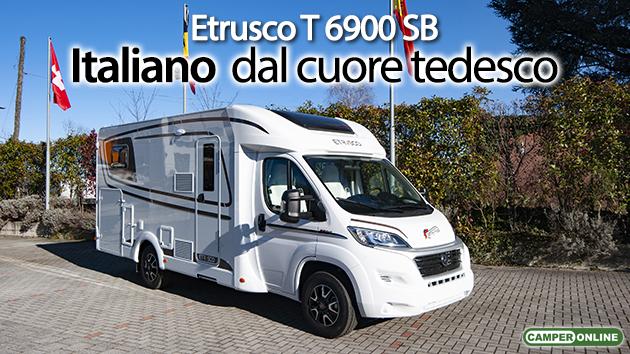 Etrusco T 6900 SB