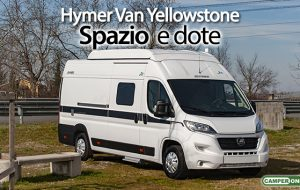 Hymer Van Yellowstone