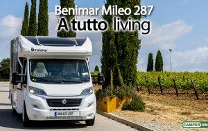 Benimar Mileo 287