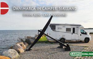 Speciale Danimarca – Sjaelland: Stevns Klint e Camp Adventure