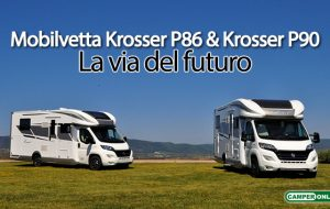 Mobilvetta Krosser P86 & Krosser P90