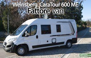 Weinsberg CaraTour 600 ME