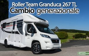 Roller Team Granduca 267 TL