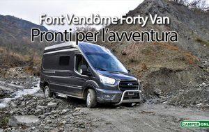 Font Vendôme Forty Van