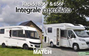 CamperOnMatch: Rapido 656F & 856F