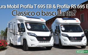 Eura Mobil Profila T 695 EB & Profila RS 695 EB