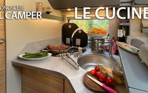 Video Camper Tutorial: le cucine