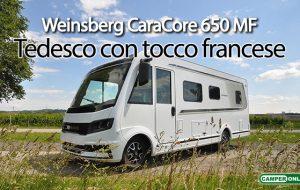 Weinsberg CaraCore 650 MF