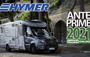 Anteprime 2021: Hymer