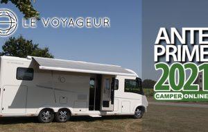 Anteprime 2021: Le Voyageur