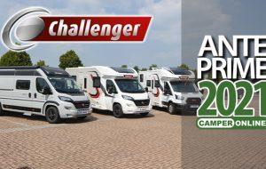 Anteprime 2021: Challenger