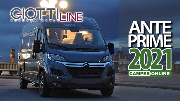 Anteprime 2021: GiottiLine