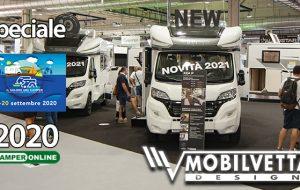 Salone del Camper 2020: Mobilvetta