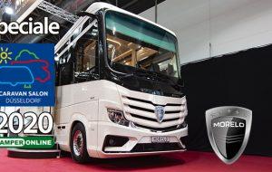 Caravan Salon 2020: Morelo