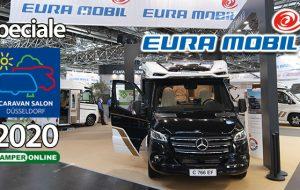 Caravan Salon: Eura Mobil