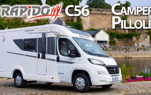 Camper in Pillole: Rapido C56