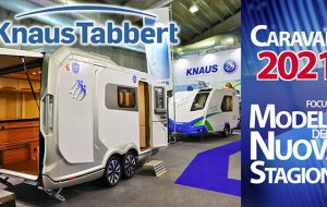 Video Novità 2021: Knaus-Tabbert Group, le caravan