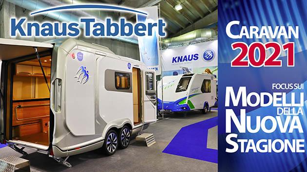 Video Novità 2021: Knaus-Tabbert Group, le caravan