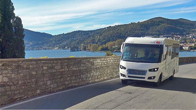 Video CamperOnTest Special: Eura Mobil Integra 760 HS