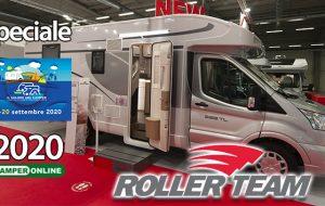 Salone del Camper: Roller Team