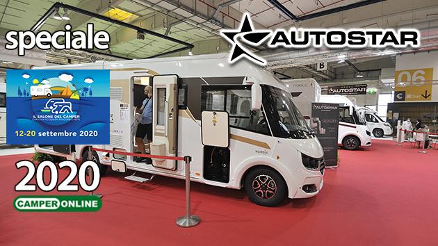 Salone del Camper 2020: Autostar