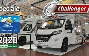 Salone del Camper 2020: Challenger