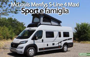 McLouis Menfys 4 Maxi S-Line