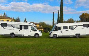 Camper in Pillole: Mobilvetta Kea P 86 e I 86