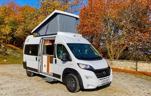 Video CamperOnTest: VANTourer 600 D