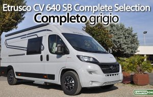 Etrusco CV 640 SB Complete Selection