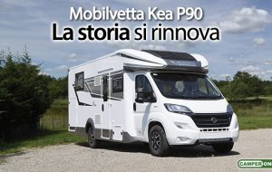 Mobilvetta Kea P90
