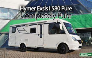 Hymer Exsis I 580 Pure