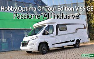Hobby Optima On Tour Edition V 65 GE