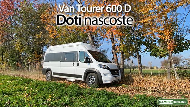 Van Tourer 600 D
