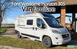 Font Vendome Horizon 305