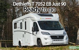 Dethleffs T 7052 EB Just 90