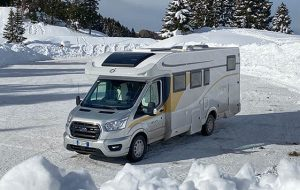 CamperOnTest in Tour: in Trentino con il CI Magis Elite 87 XT