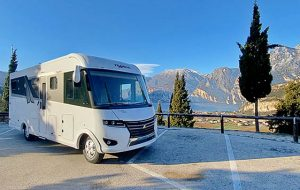 Video camperOnTest: Frankia F-Line I 740 BD