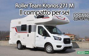 Primo Contatto: Roller Team Kronos 271 M