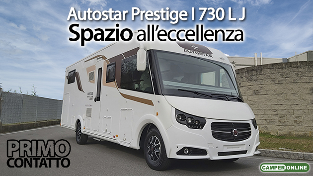 Autostar Prestige 730 LJ Design Edition