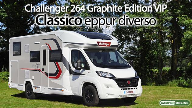 Challenger 264 Graphite Edition Vip