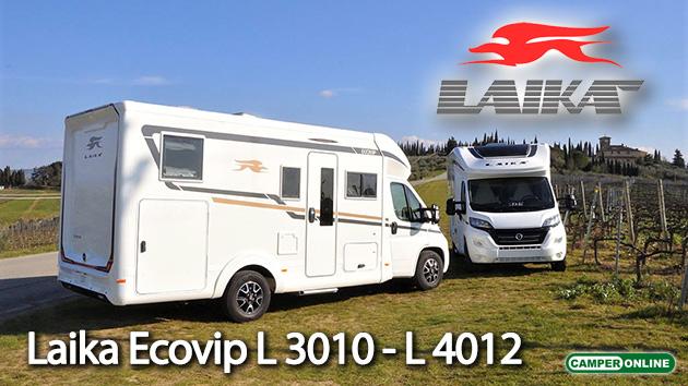 Laika, svelati i modelli Ecovip L 3010 e L 4012