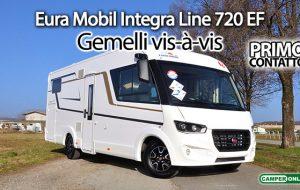Primo Contatto: Eura Mobil Integra Line 720 EF