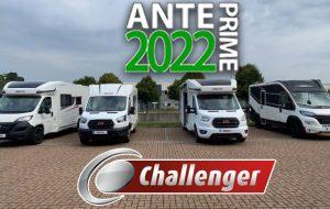 Anteprime 2022: Challenger