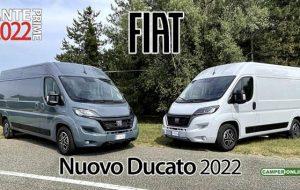 Video Anteprime 2022: Nuovo Fiat Ducato