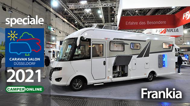 Caravan Salon 2021: Frankia
