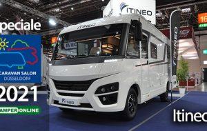 Caravan Salon 2021: Itineo